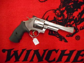 Smith et Wesson 629 44 magnum 6