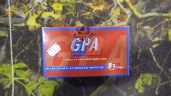 GPA 300 win mag 148 grains