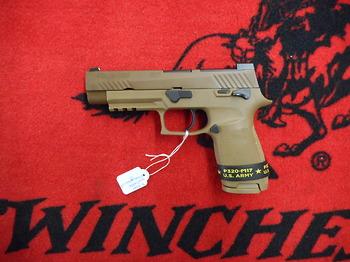 Sig Sauer P320 M17 9 mm
