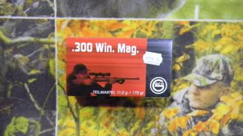 Geco Teilmantel 300 win mag 170 grains