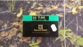 RWS H-Mantel 7x64 173 grs