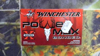 Winchester Power Max 243 win 100 gr