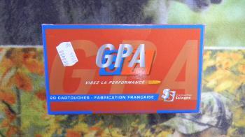 GPA 243 win 89 gr