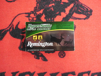 Remington Hypersonic 30-06 150 grs