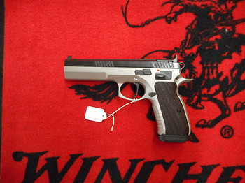 CZ Tactical Sport Dual Tone 9 mm