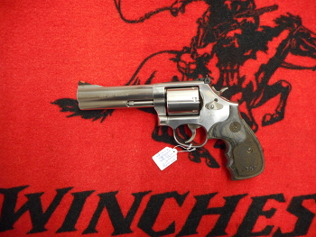 Smith Wesson 686 Plus 357 mag 5''