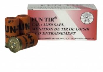 Mini-balles 12x50 Gomm Cogne