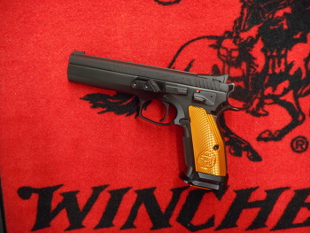CZ 75 Tactical Sport Orange 9 mm