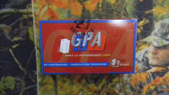 GPA 7x64 150 grains