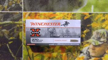 Winchester Power Point 270 WSM 150 gr