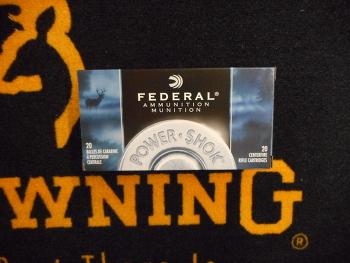 Federal Power-Shok Soft Point 7 mm rem mag 175 grs