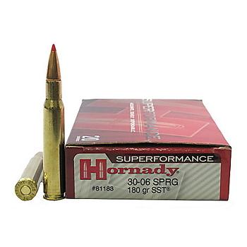 Hornady Superformance SST 30-06 180 grs