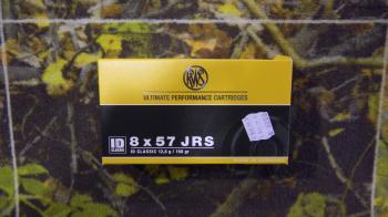 RWS ID Classic 8x57 JRS 198 grains