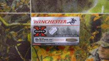 Winchester Power Point 8x57 JRS 195 grains
