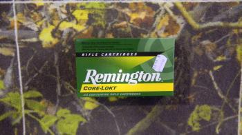 Remington Core-Lokt SP 280 rem 165 grains