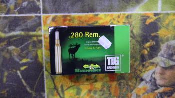 Brenneke TIG 280 rem 177 grains