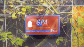 GPA 270 win 143 grains
