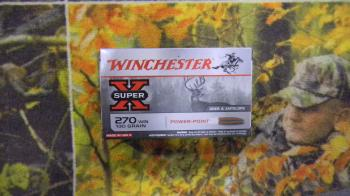 Winchester Power Point 270 win 130 grains