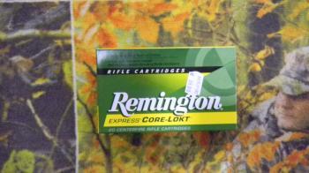 Remington Core Lokt SP 270 win 150 grains