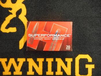 Hornady Superformance SP 35 Whelen 200 grs