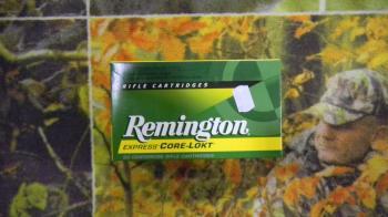 Remington Core-Lokt SP 7mm rem mag 140 grains