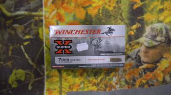 Winchester Power Point 7mm rem mag 175 grs