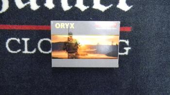 Norma Oryx 7mm rem mag 156 grains