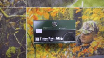 RWS ID Classic 7mm rem mag 177 grains