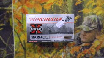 Winchester Power Point 9,3x62 286 grains