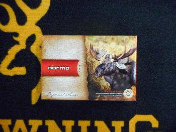 Norma Vulkan 9,3x74R 232 grs