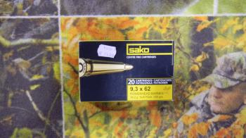 Sako Powerhead 9,3x62 250 grains