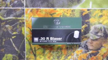 RWS UNI Classic 30R Blaser 180 grains