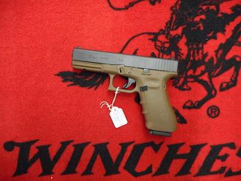 Glock 17 gen 4 FDE 9 mm