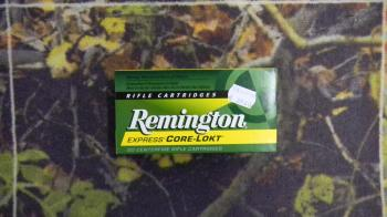 Remington Core Lokt  7mm-08 140 grains