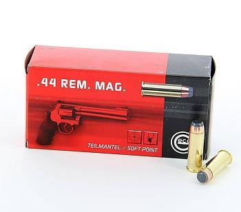 Geco 44 rem mag SP 240 grs