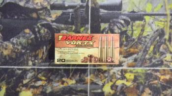 Barnes Vor-TX 30-30 win 150 grains TSX FN