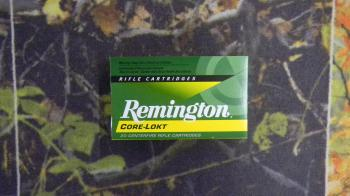 Remington 35 Whelen Core Lokt PSP 200 grains