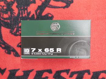 RWS ID Classic 7x65 R 177 grains