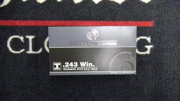 RWS T-Mantel 243 win 100 grs