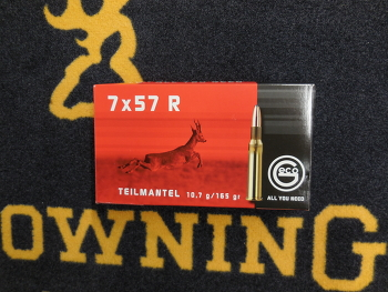 Geco Teilmantel 7x57 R 165 grs