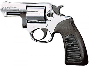 Revolver Kimar Competitive chromé 9 mm