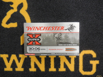 Winchester 30-06 Power Point 180 grs