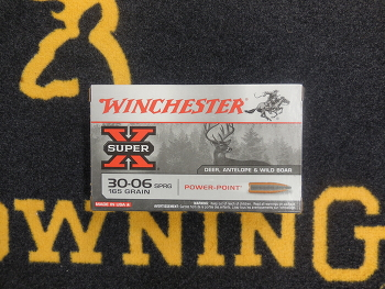 Winchester 30-06 Power Point 165 grs