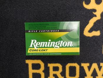 Remington Core Lokt 30-06 180 grs