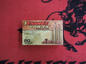 Barnes Vor-Tx TSX BT 270 WSM 140 grs