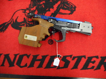 Match Guns MG2 gaucher 22lr occasion