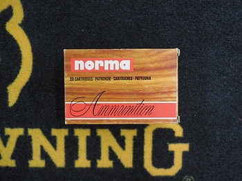 Norma Demi-blindée 7x65 R 154 grs