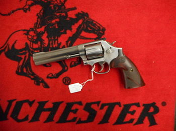 Smith Wesson 686-6 Plus 357 mag
