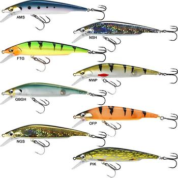 SEBILE Bull Minnow 127 Floating