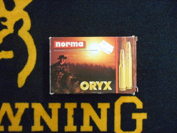 Norma Oryx 308 Norma Mag 180 grs